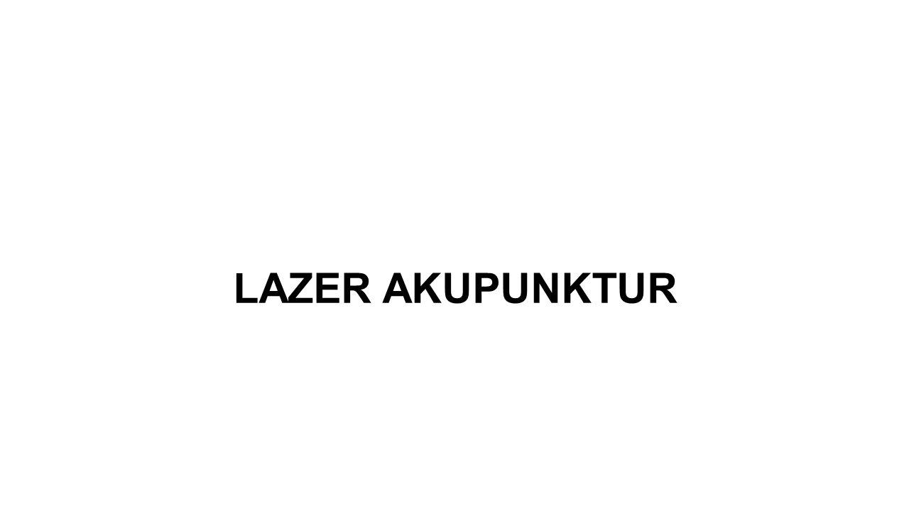LAZER AKUPUNKTUR
