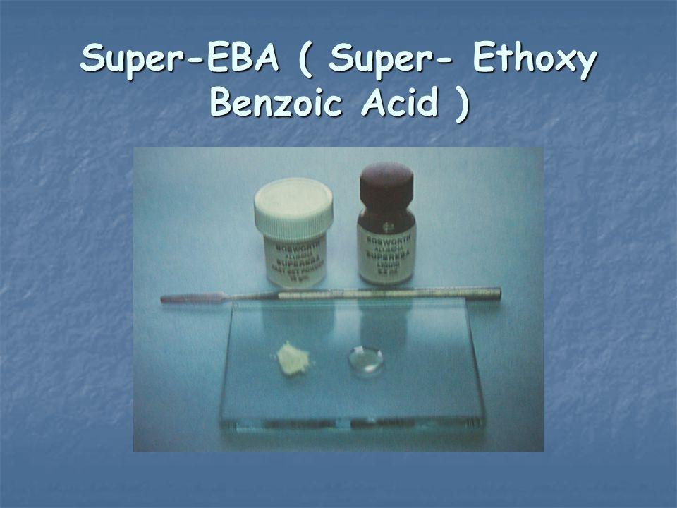 Super-EBA ( Super- Ethoxy Benzoic Acid )