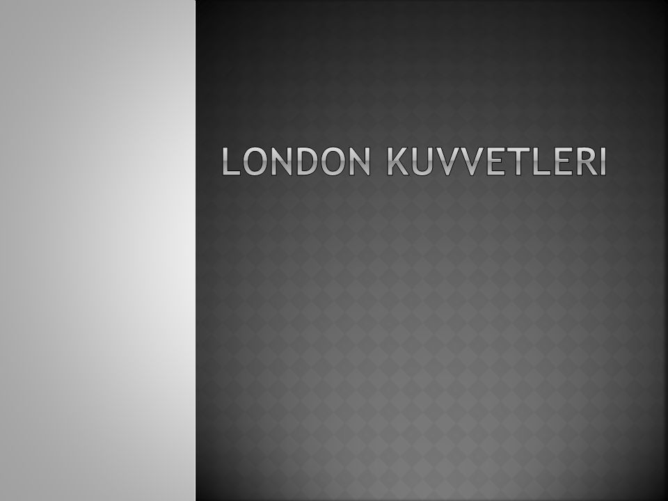 London Kuvvetleri