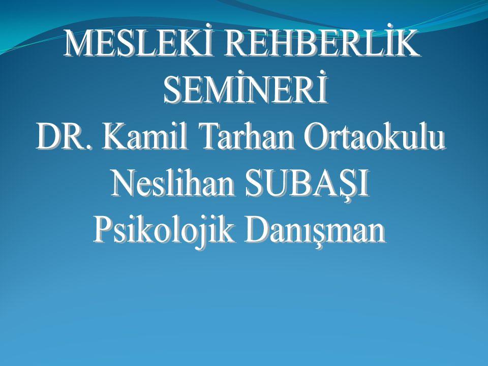 DR. Kamil Tarhan Ortaokulu