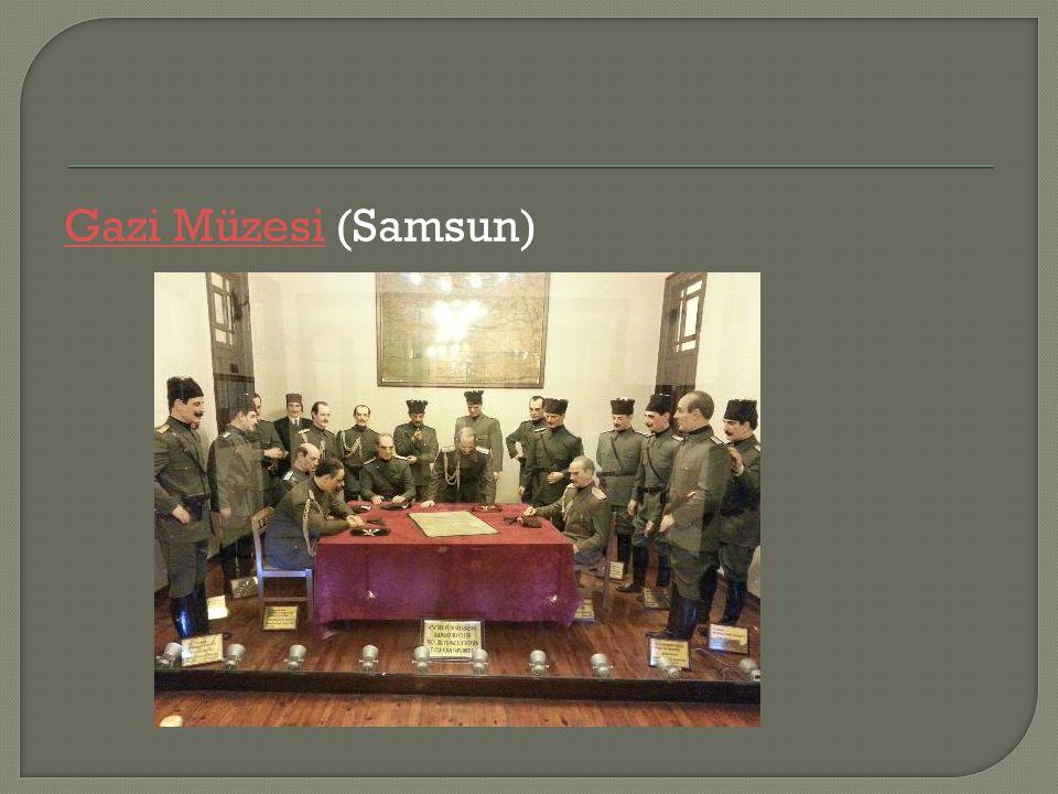 Gazi Müzesi (Samsun)