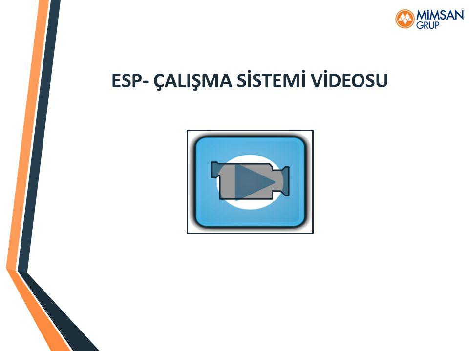 ESP- ÇALIŞMA SİSTEMİ VİDEOSU