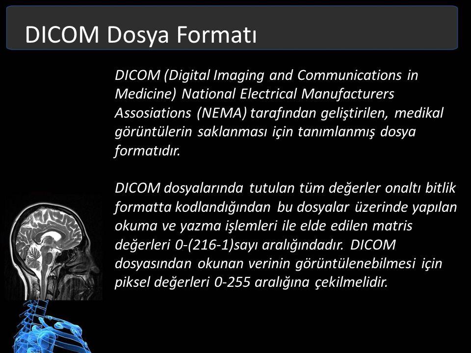 DICOM Dosya Formatı