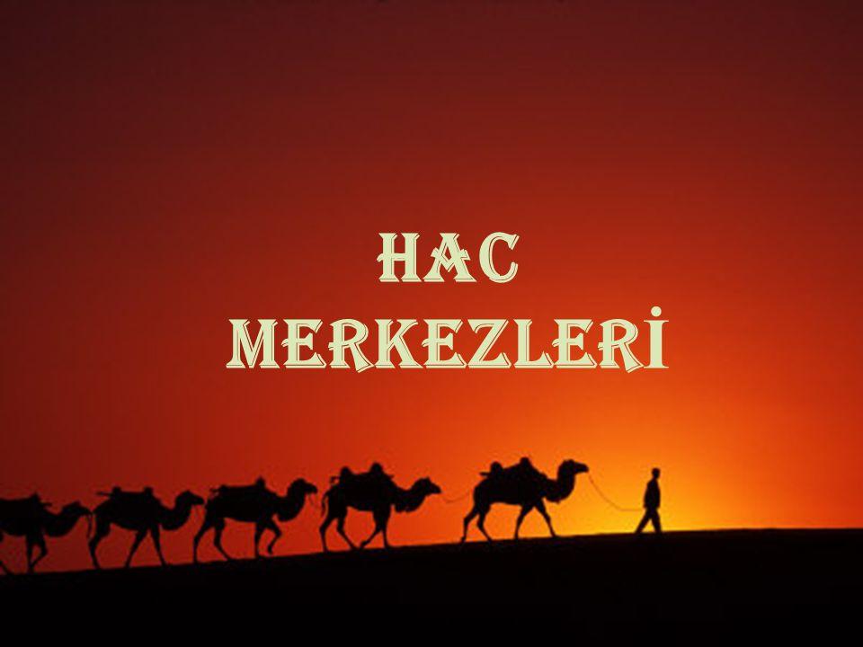 HAC MERKEZLERİ