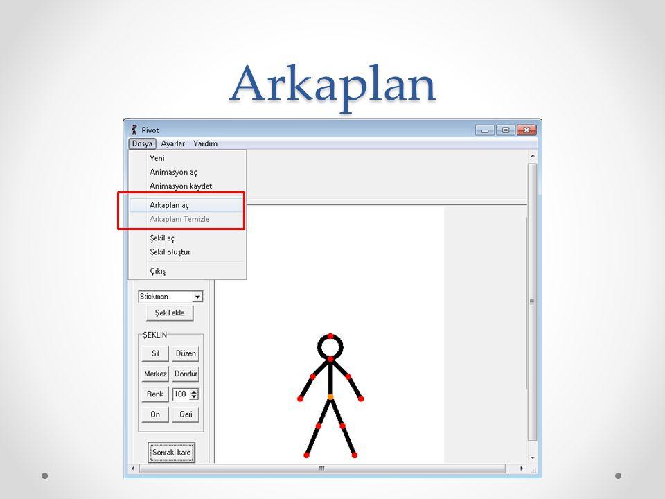 Arkaplan
