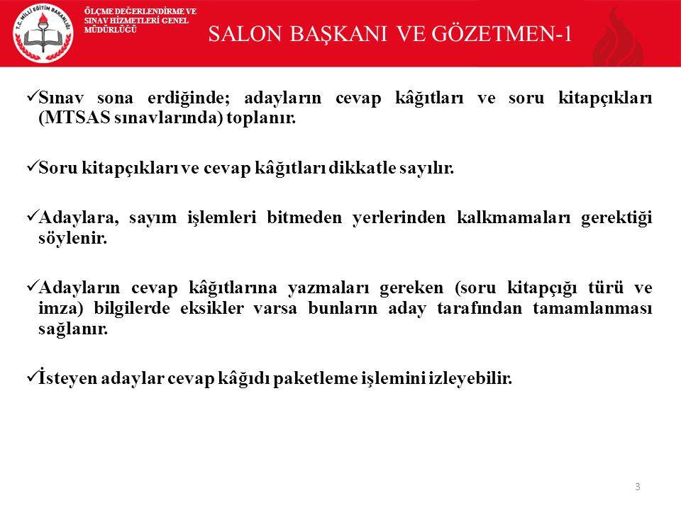 SALON BAŞKANI VE GÖZETMEN-1