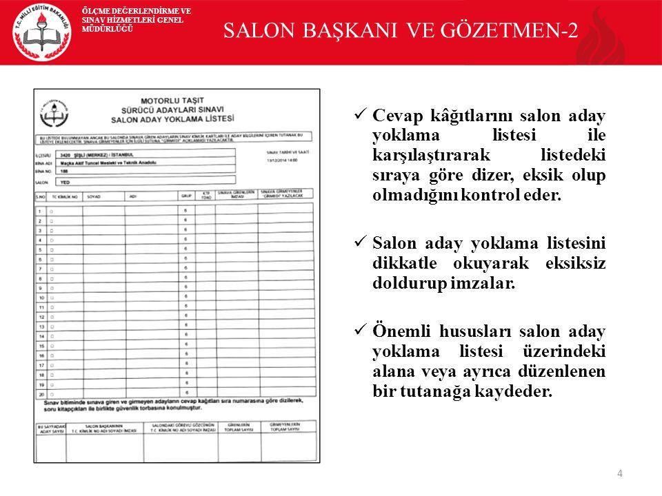 SALON BAŞKANI VE GÖZETMEN-2