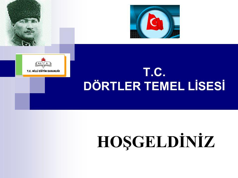 T.C. DÖRTLER TEMEL LİSESİ