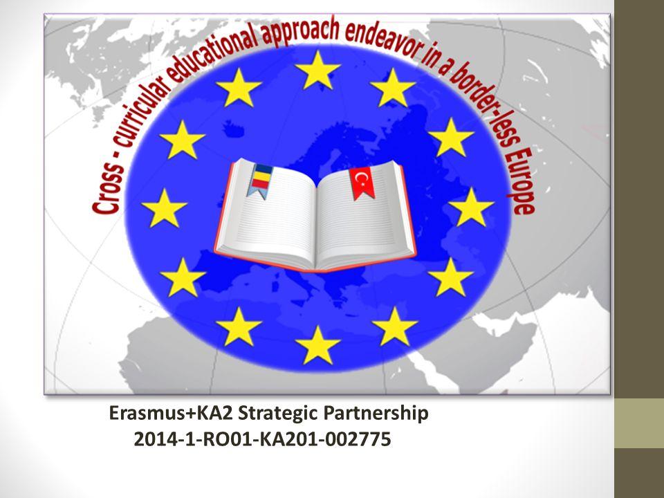 Erasmus+KA2 Strategic Partnership