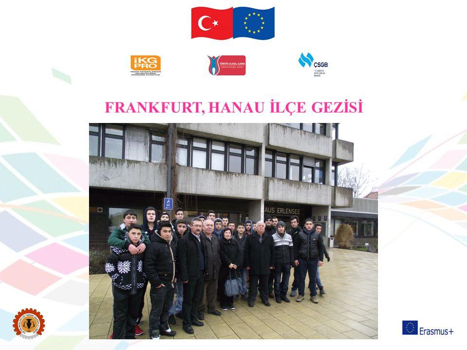 FRANKFURT, HANAU İLÇE GEZİSİ