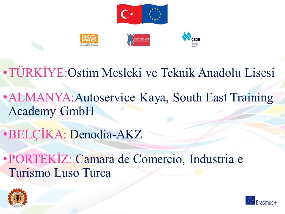 TÜRKİYE:Ostim Mesleki ve Teknik Anadolu Lisesi