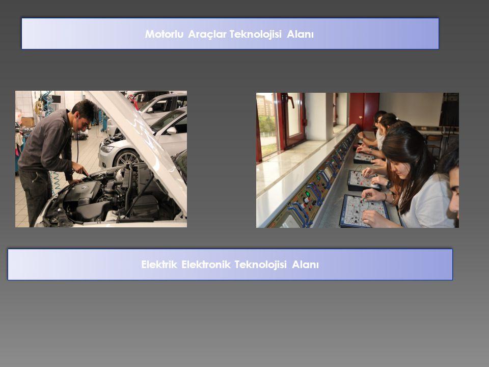 Motorlu Araçlar Teknolojisi Alanı