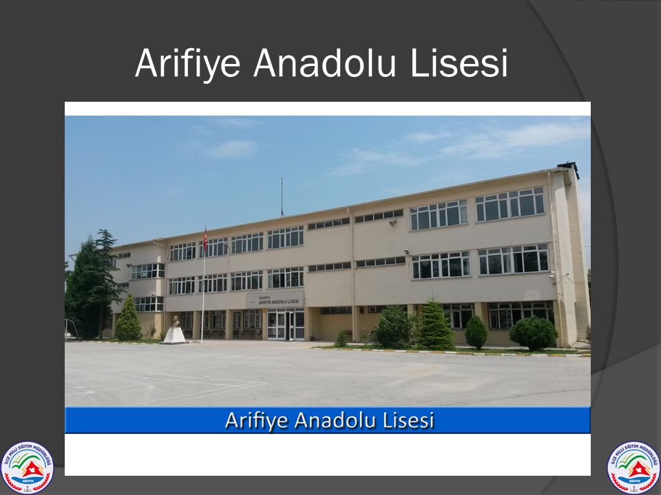 Arifiye Anadolu Lisesi