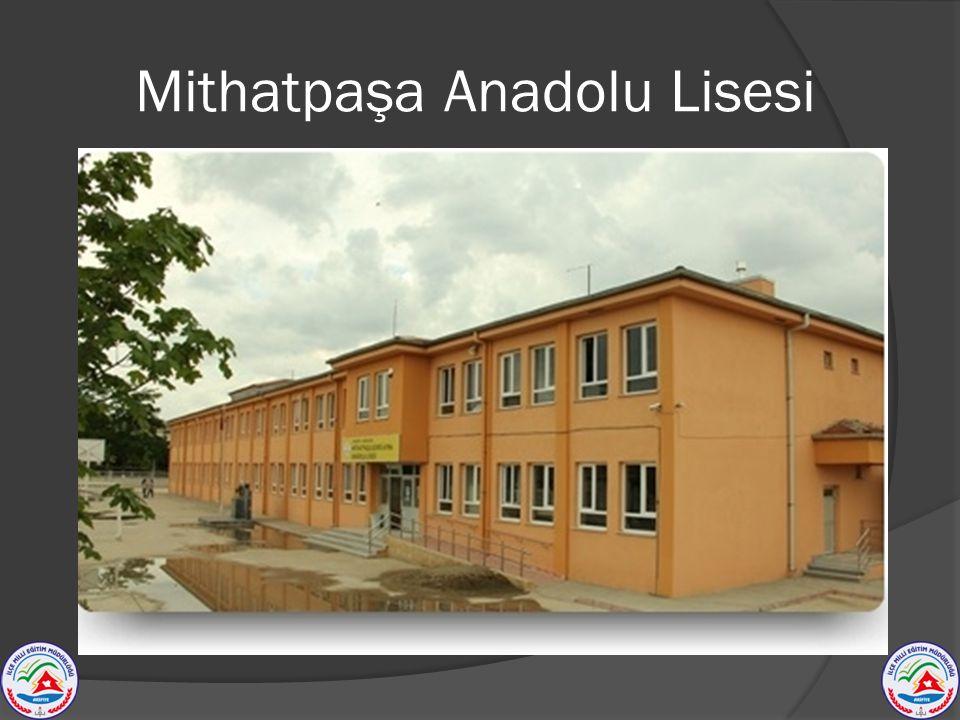 Mithatpaşa Anadolu Lisesi