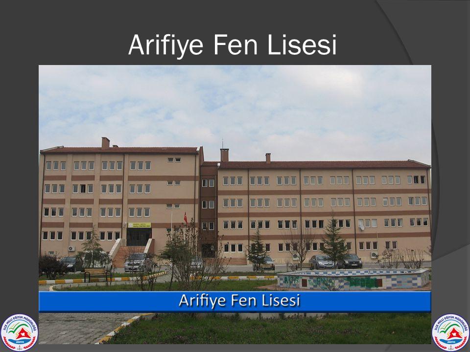 Arifiye Fen Lisesi