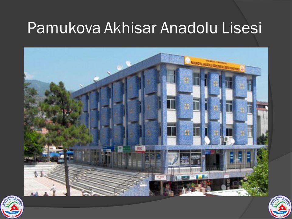 Pamukova Akhisar Anadolu Lisesi