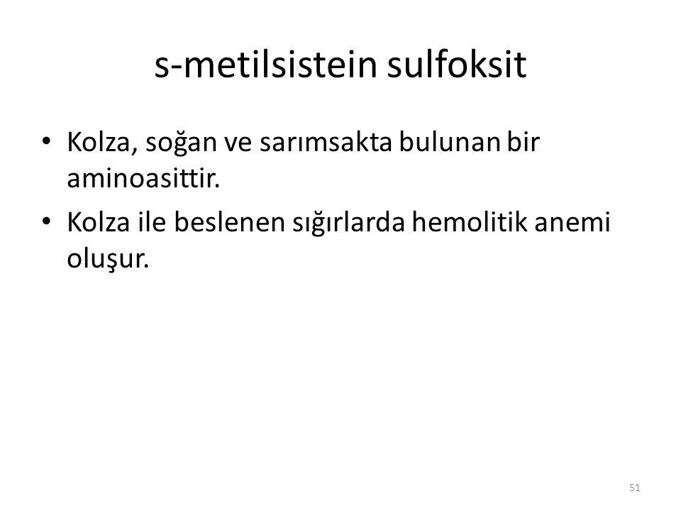 s-metilsistein sulfoksit
