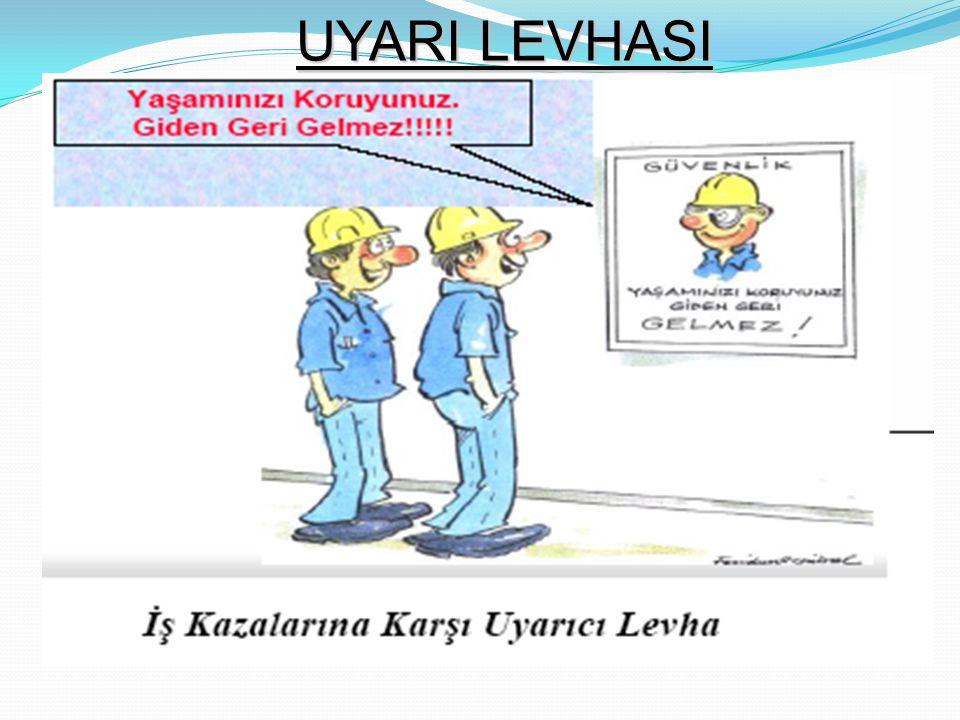 UYARI LEVHASI