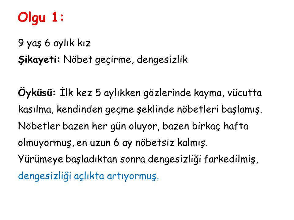 Olgu 1: