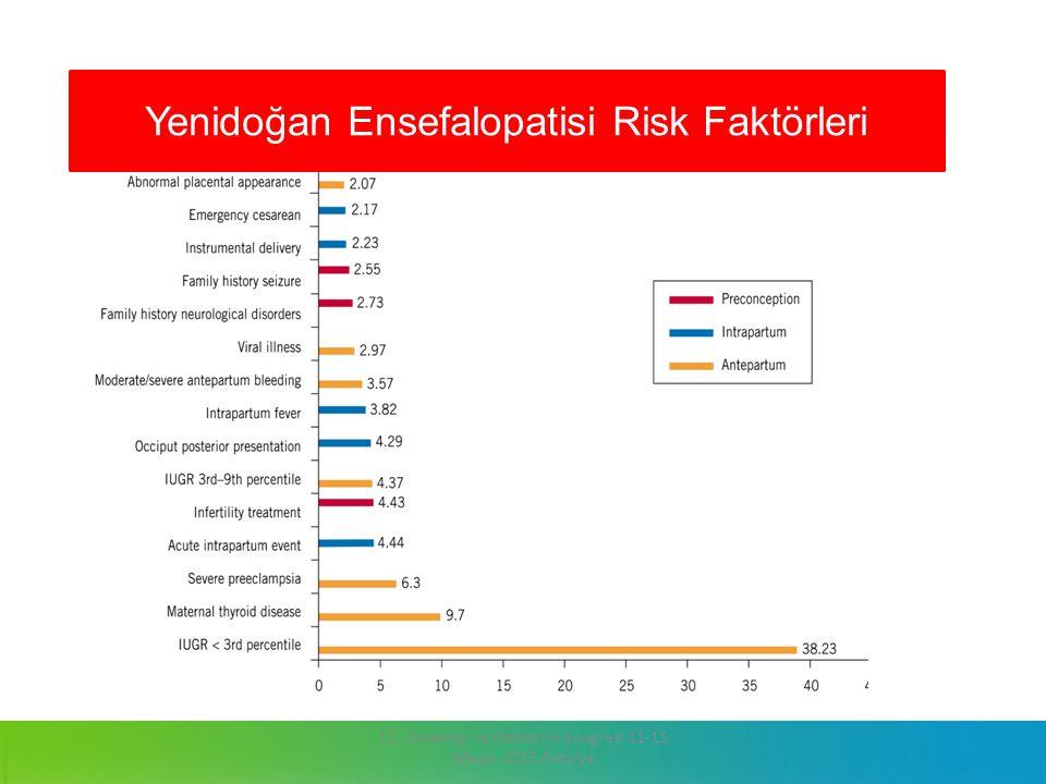 Yenidoğan Ensefalopatisi Risk Faktörleri