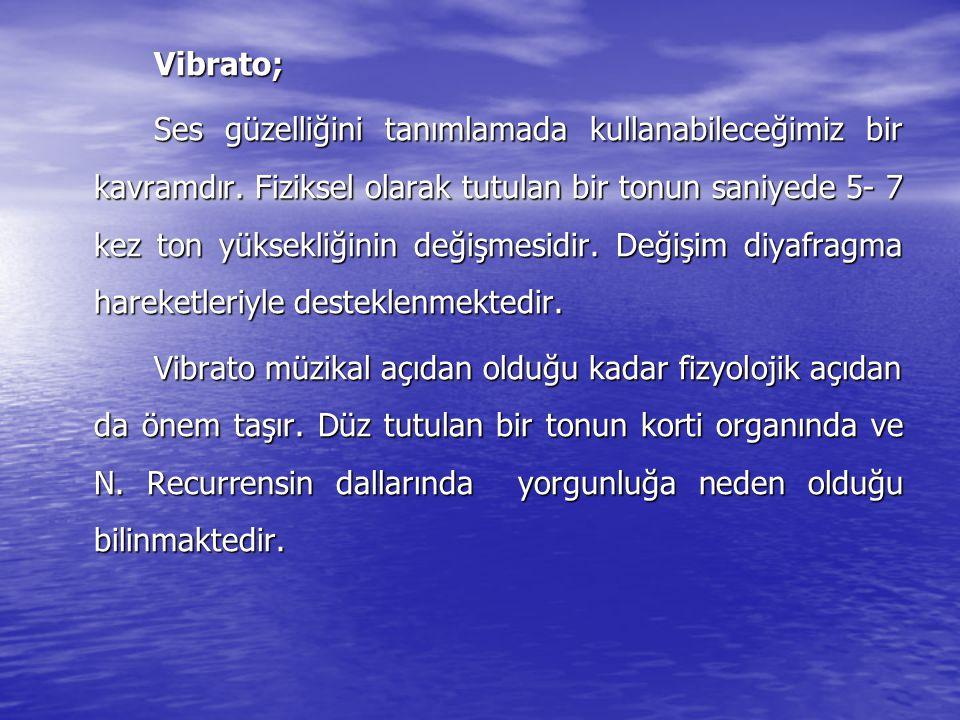 Vibrato;