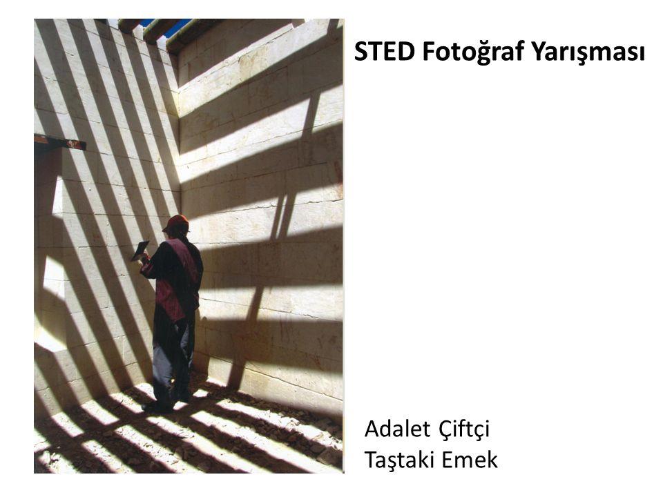 STED Fotoğraf Yarışması