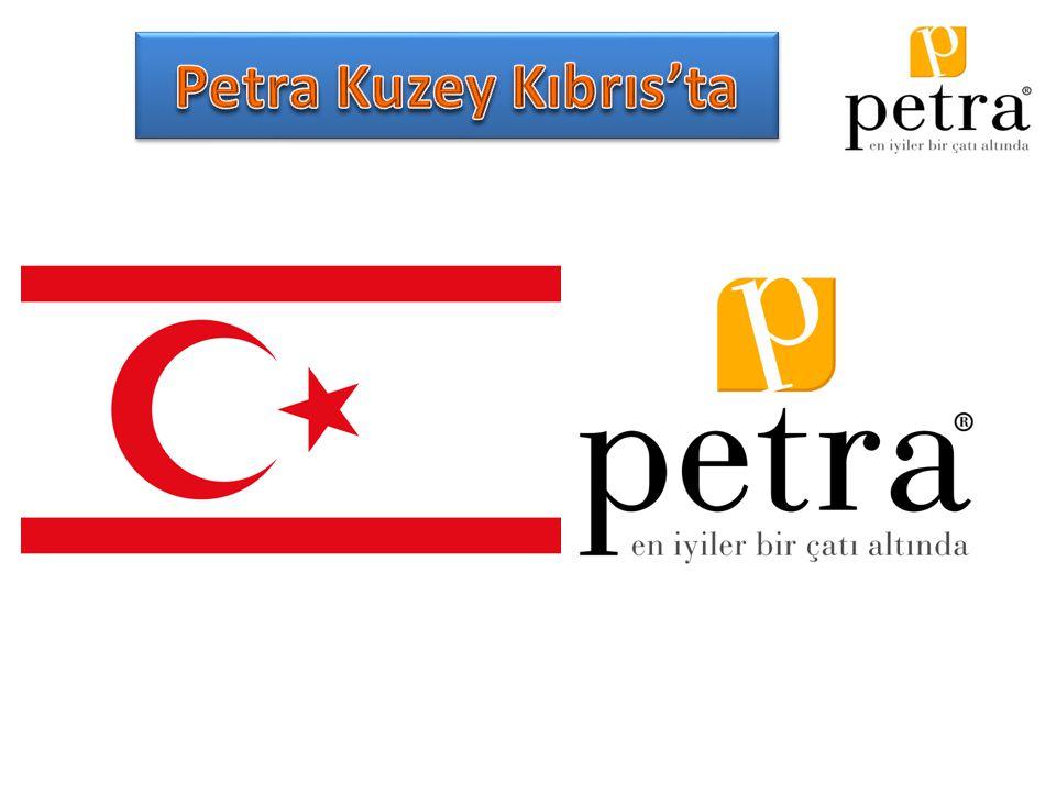 Petra Kuzey Kıbrıs'ta