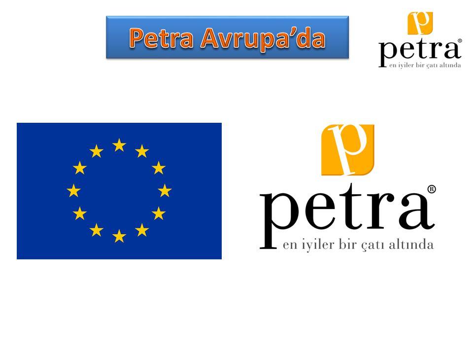 Petra Avrupa'da