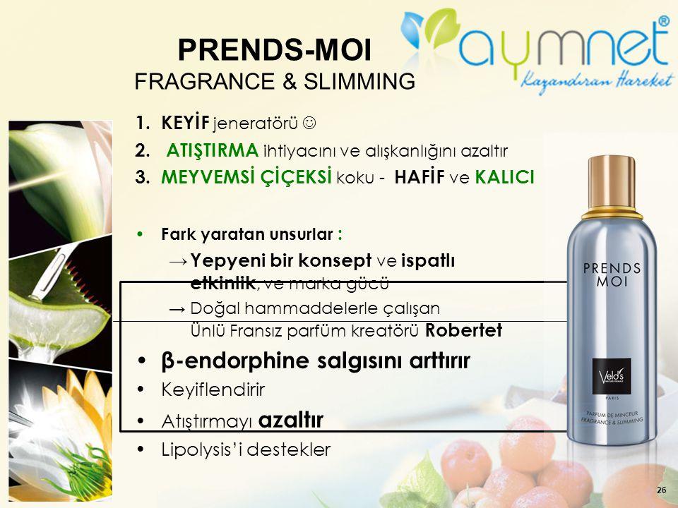 PRENDS-MOI FRAGRANCE & SLIMMING