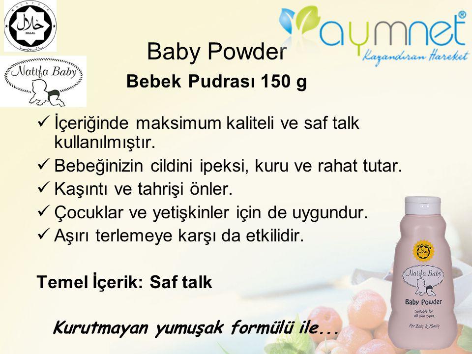 Baby Powder Bebek Pudrası 150 g