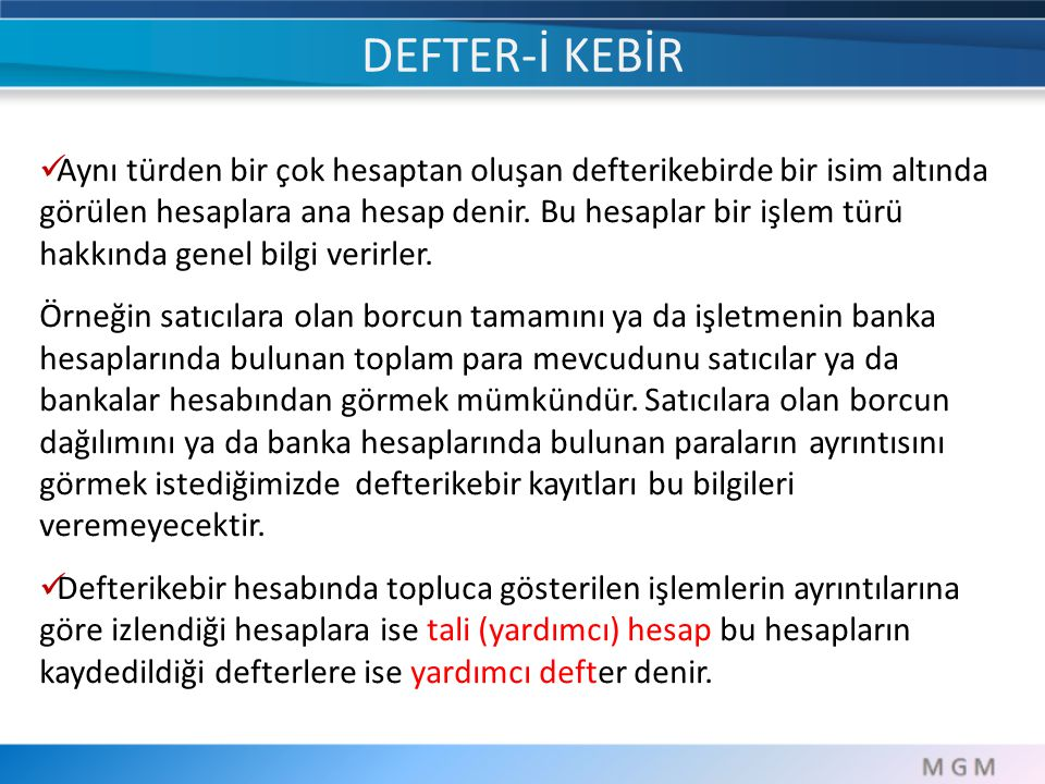 DEFTER-İ KEBİR