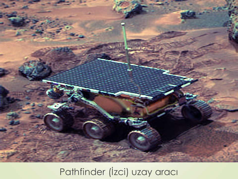 Pathfinder (İzci) uzay aracı