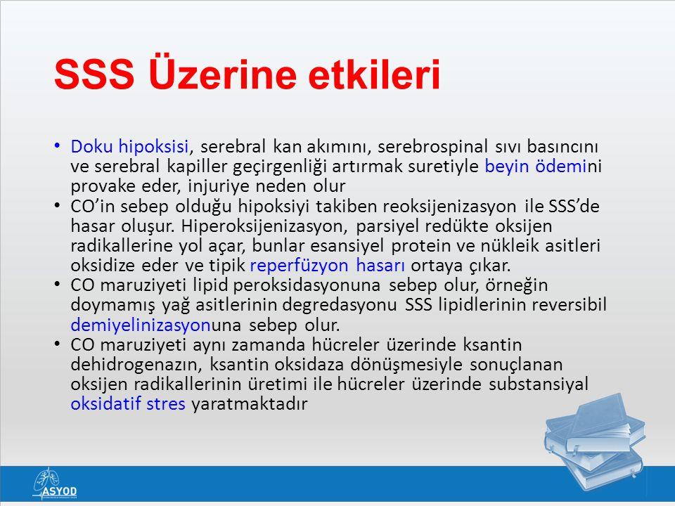 SSS Üzerine etkileri