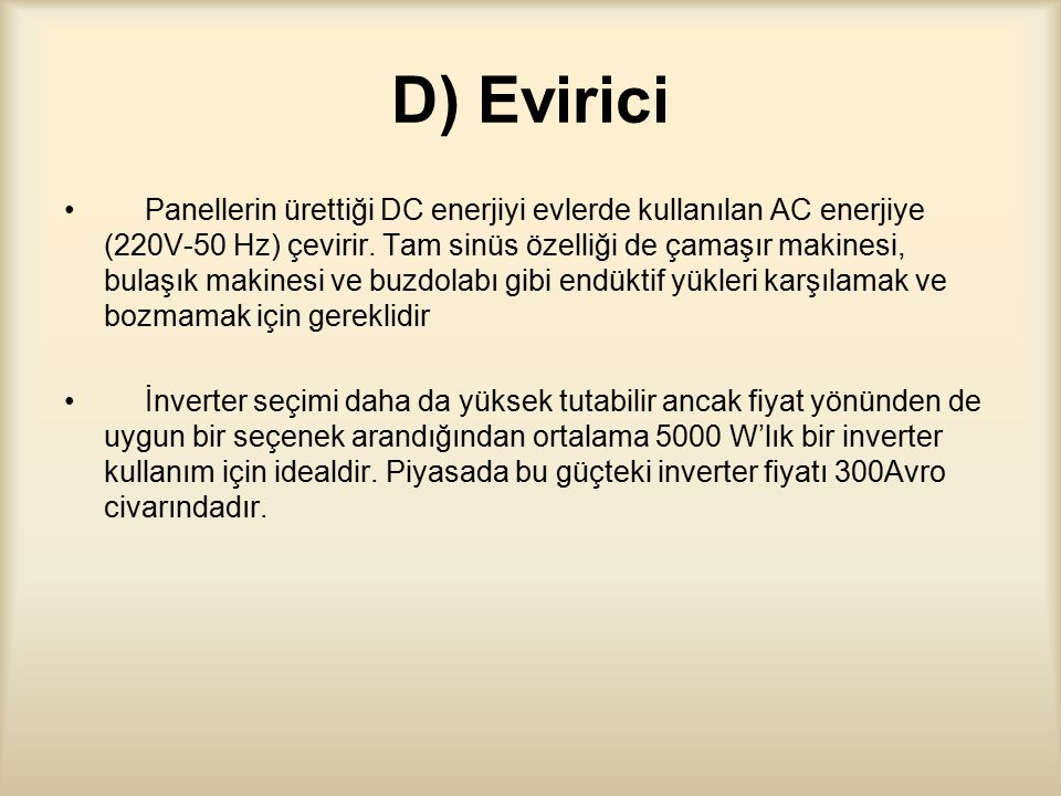 D) Evirici