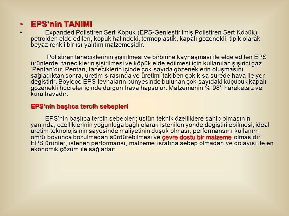 EPS'nin TANIMI