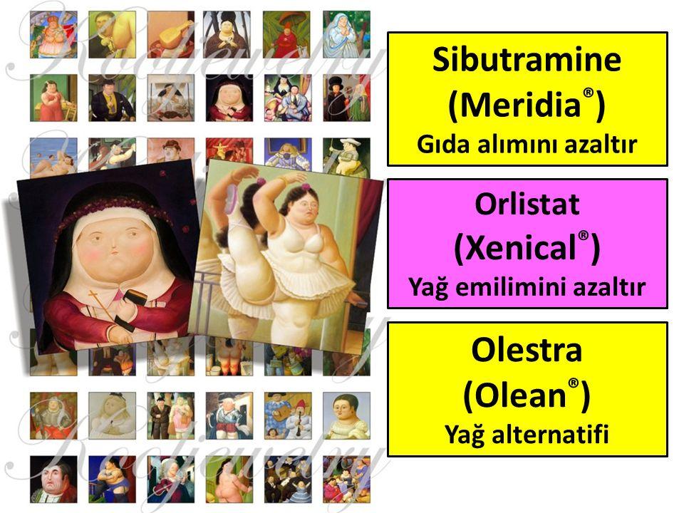 Sibutramine (Meridia®)