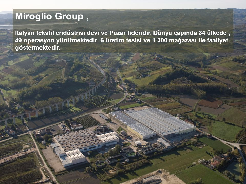 Miroglio Group ,