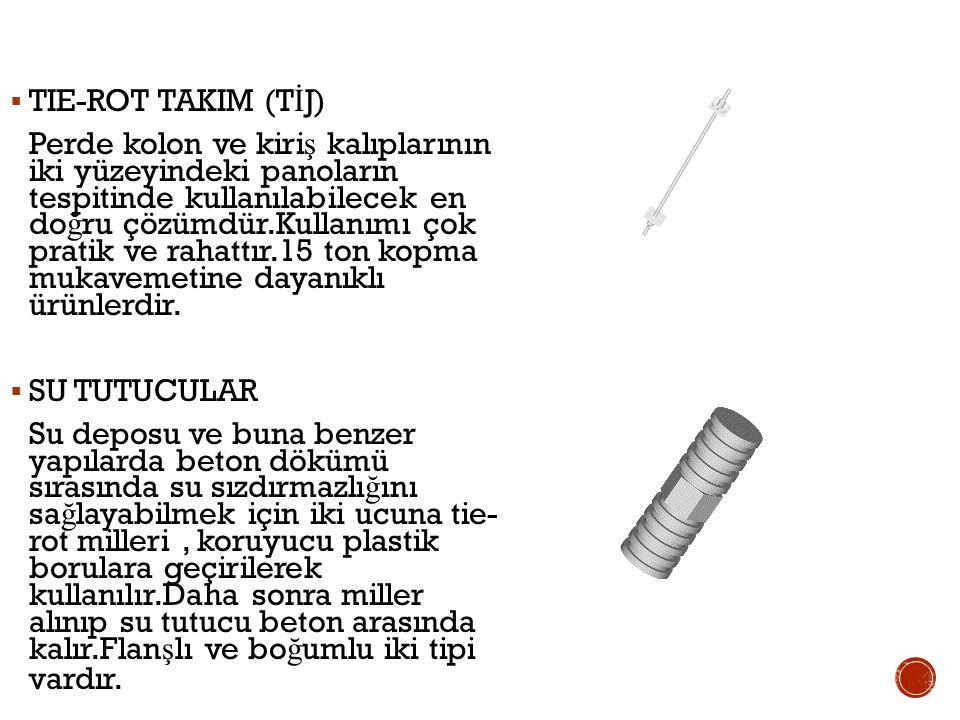 TIE-ROT TAKIM (TİJ)