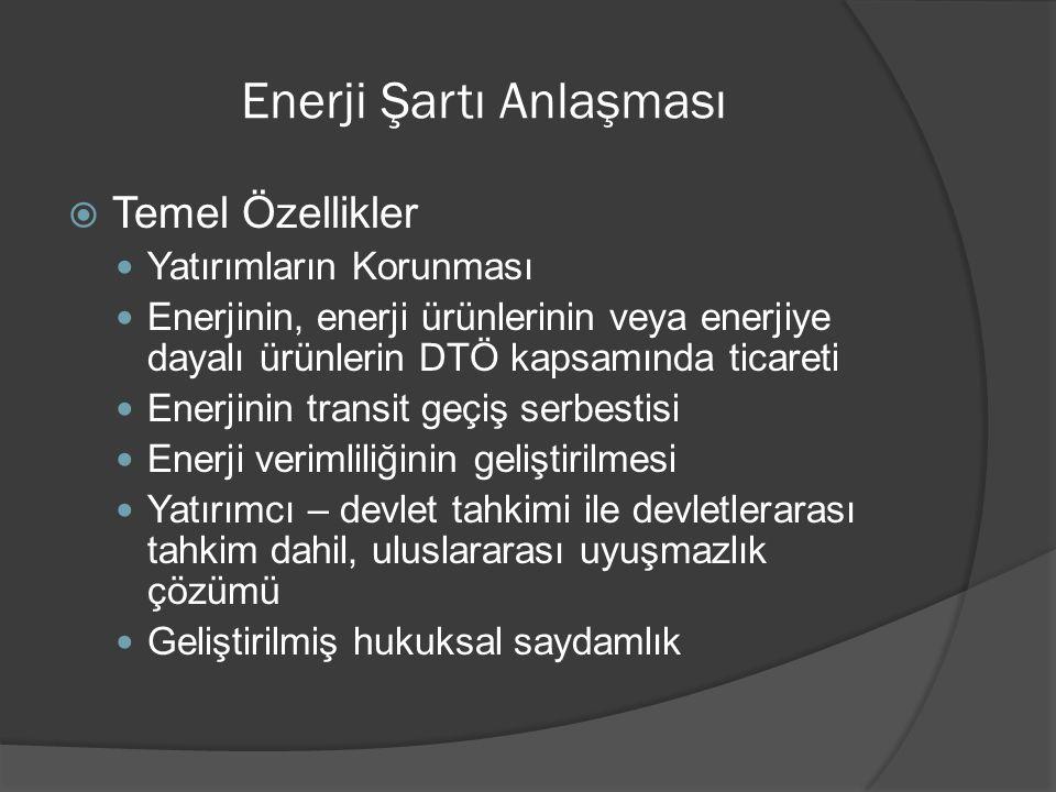 Enerji Şartı Anlaşması