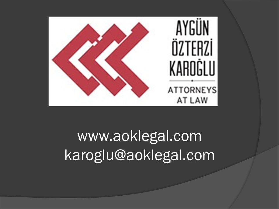 www.aoklegal.com karoglu@aoklegal.com