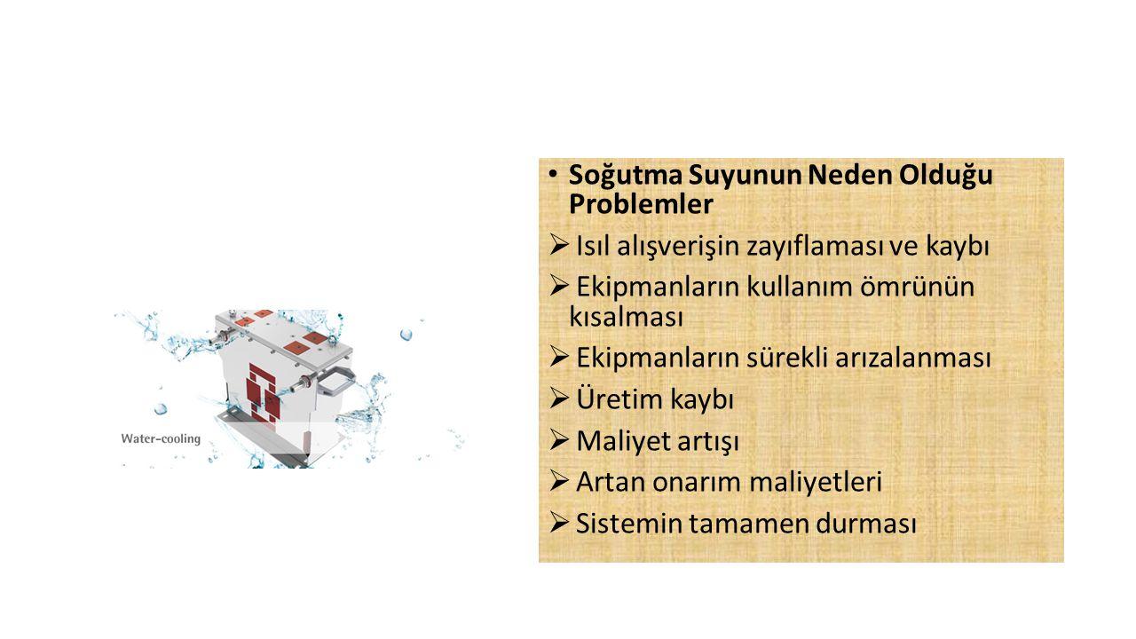 Soğutma Suyunun Neden Olduğu Problemler