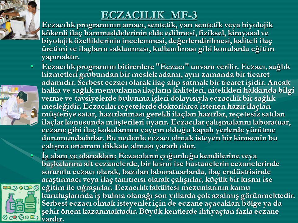 ECZACILIK MF-3
