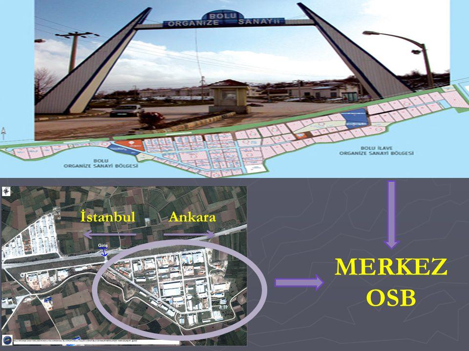 İstanbul Ankara MERKEZ OSB