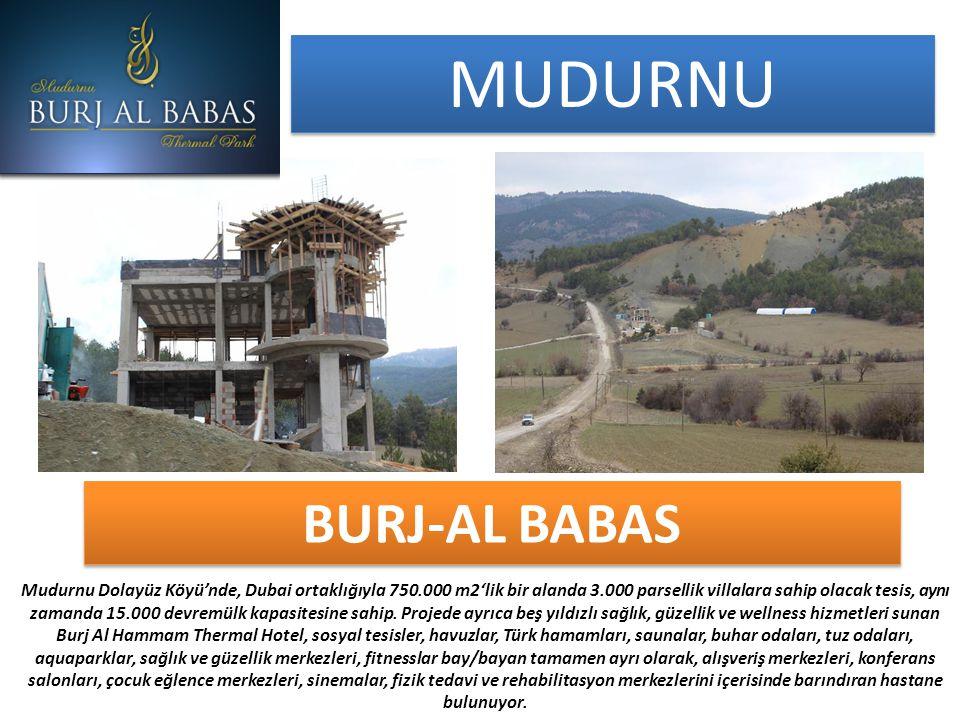MUDURNU BURJ-AL BABAS.