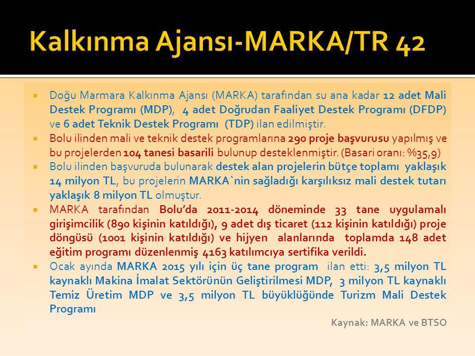 Kalkınma Ajansı-MARKA/TR 42