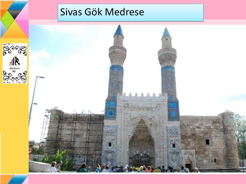 Sivas Gök Medrese