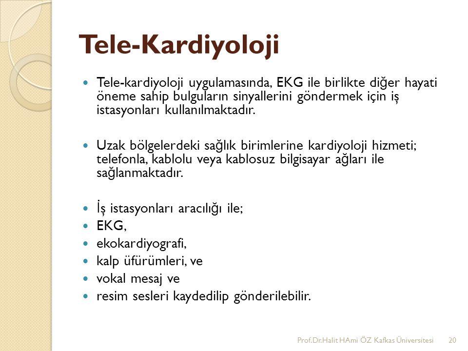 Tele-Kardiyoloji
