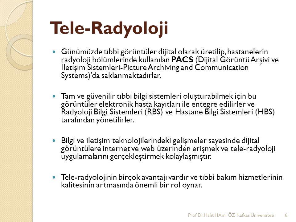 Tele-Radyoloji