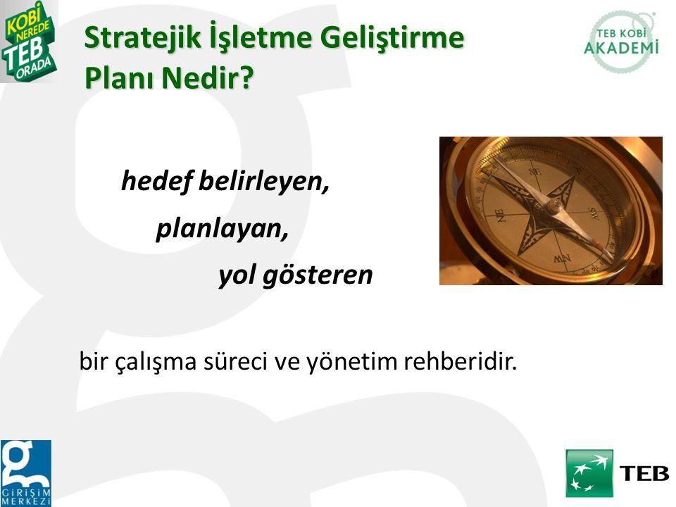 Stratejik İşletme Geliştirme Planı Nedir