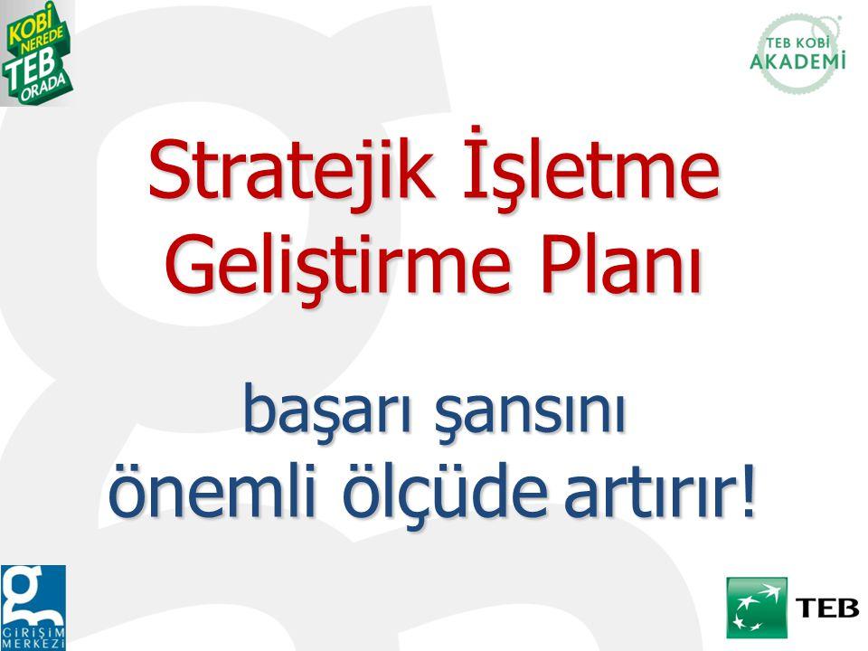Stratejik İşletme Geliştirme Planı